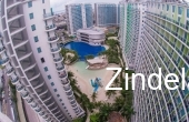 ZDP15281, Three Bedrooms Penthouse For Sale in Azure Urban Resort Residences