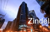 ZDP15312, Big Studio Fully Furnished For Lease in The Malayan Plaza Condotel